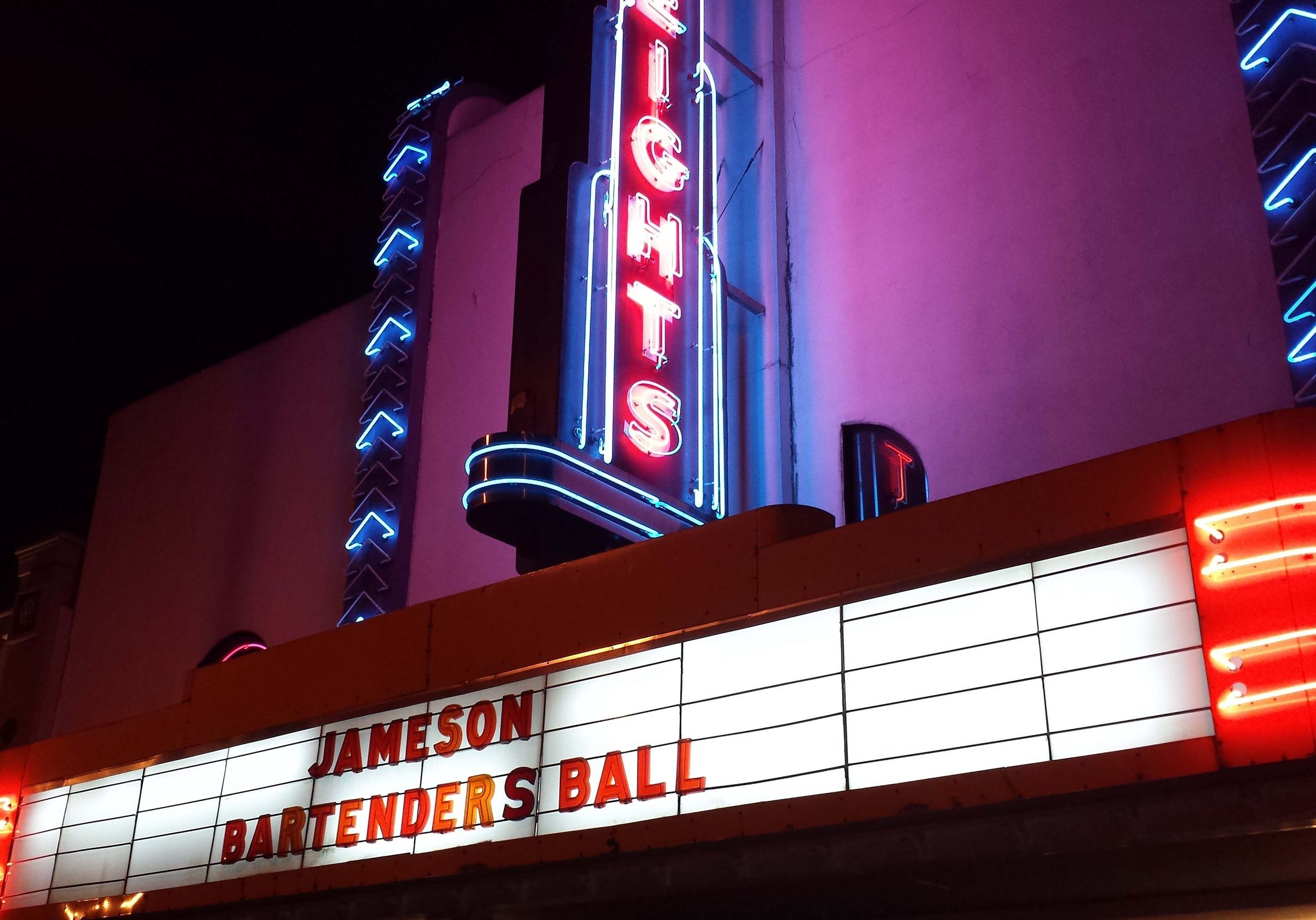 jameson bartenders ball heights theater outside ala carte events catering houston